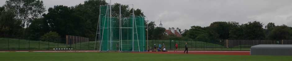 Kingston Annual Open Throws