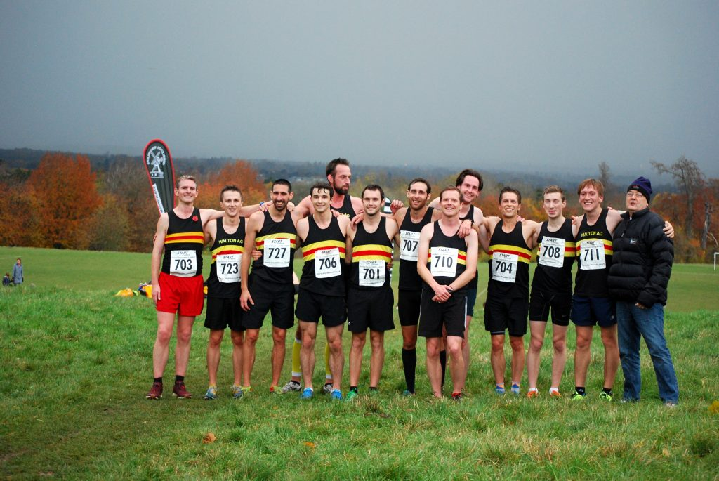 Surrey League XC