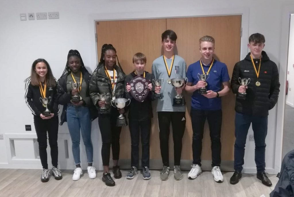 Walton AC Junior Club Awards