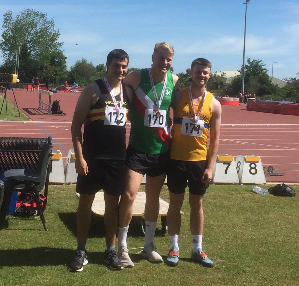 South of England Senior & U20 Championships