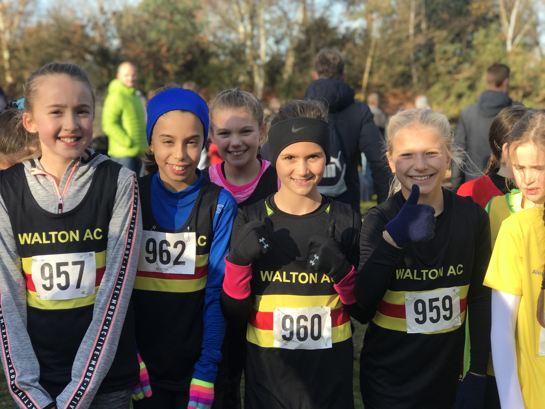 Border League XC at Lightwater
