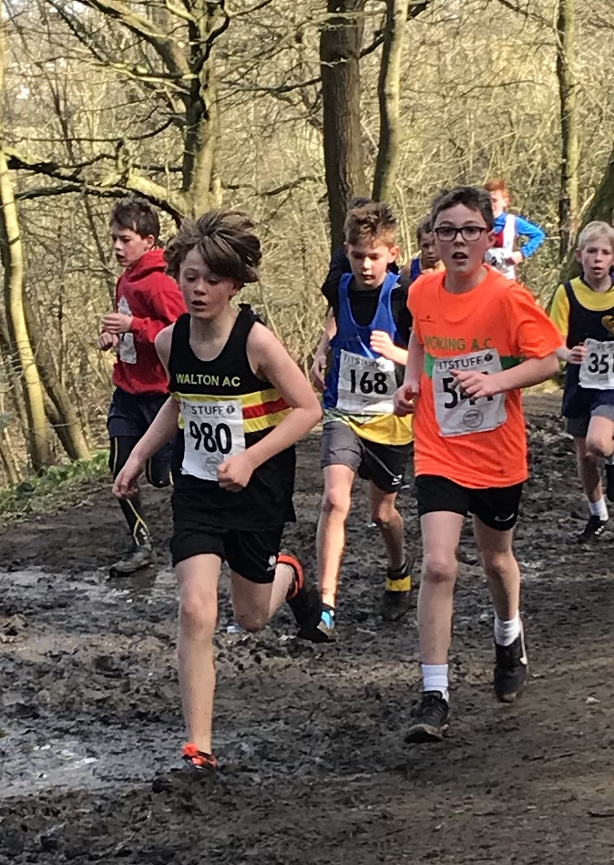 Border League XC Reigate
