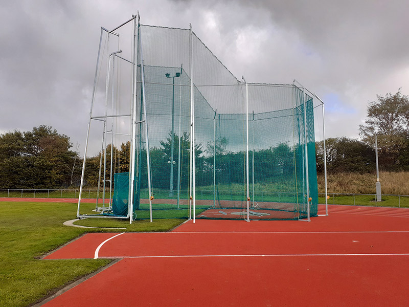 Discus Cage